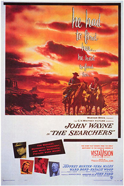 THE SEARCHERS / THE TALL T Photos + Posters