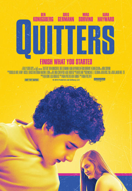 Quitters Photos + Posters