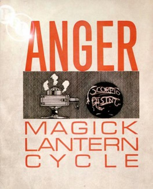 Kenneth Anger: Films from the Magic Lantern Cycle Photos + Posters