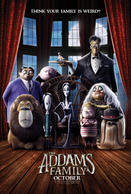 The Addams Family (2019) poster