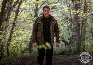 Today in Movie Culture: 'Angel Has Fallen' Franchise Recap, Spotlight on Brad Pitt Eating in Movies and More
