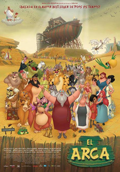 The Ark (El Arca) Photos + Posters