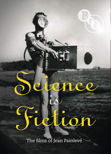Science Is Fiction: The Films of Jean Painleve Photos + Posters