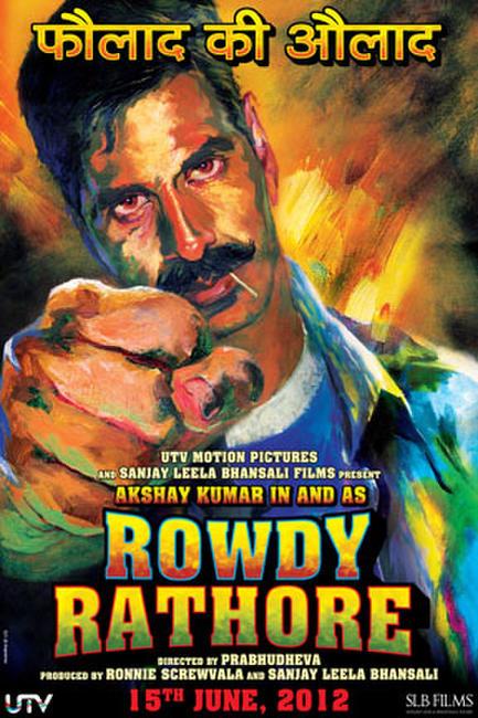Rowdy Rathore Photos + Posters
