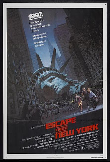 Escape From New York / Escape From LA Photos + Posters