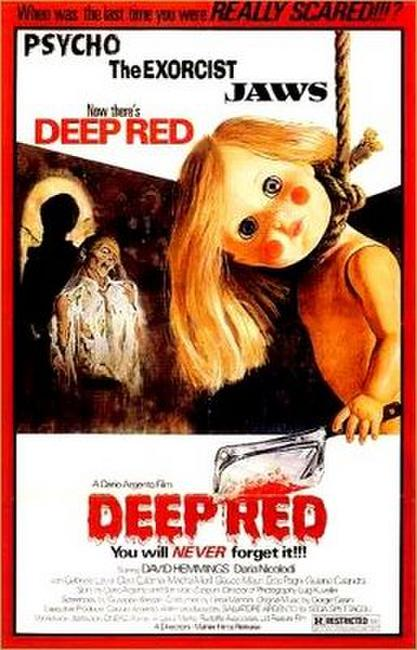 Deep Red / The Secret of Dorian Gray Photos + Posters