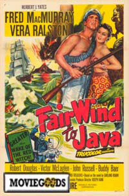 Fair Wind to Java / Aloma of the South Seas Photos + Posters