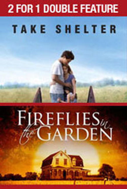 2 for 1 – Take Shelter / Fireflies in the Garden Photos + Posters