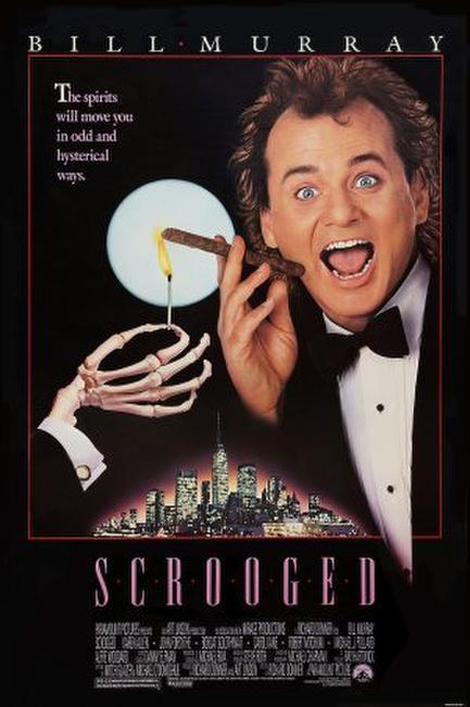 Scrooged / Bad Santa - Unrated Photos + Posters