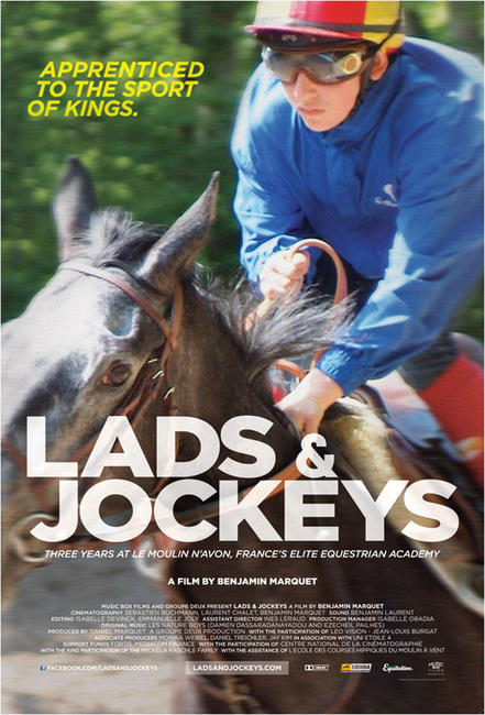 Lads & Jockeys Photos + Posters