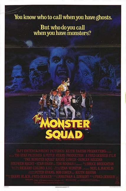 The Monster Squad / The Gate Photos + Posters