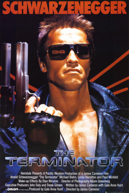The Terminator / Terminator 2: Judgment Day / Terminator 3: Rise of the Machines Photos + Posters