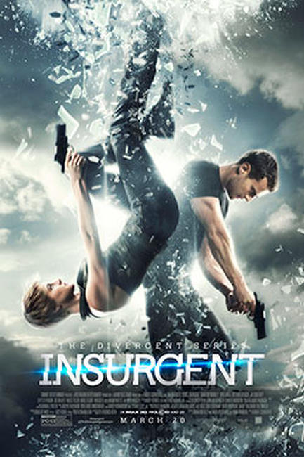 The Divergent Series: Insurgent Double Feature Photos + Posters