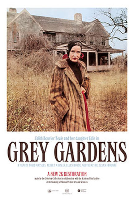 Grey Gardens (2015 Re-Release) Photos + Posters
