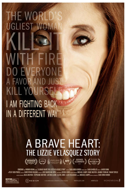 A Brave Heart: The Lizzie Velasquez Story  Photos + Posters