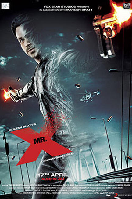 Mr. X Photos + Posters
