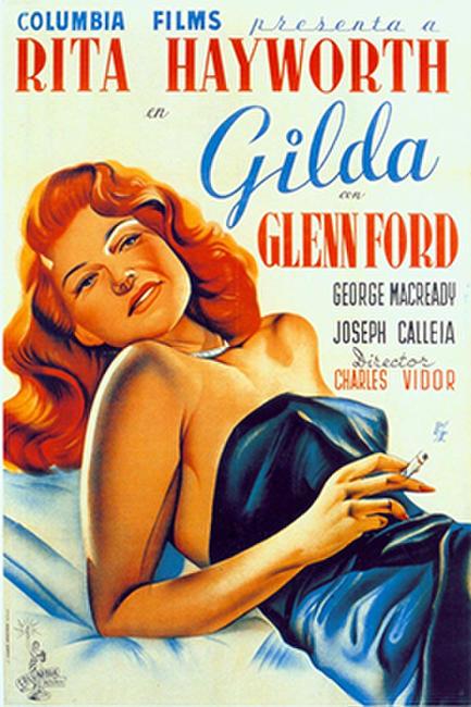 Film Noir Fashion / GILDA Photos + Posters