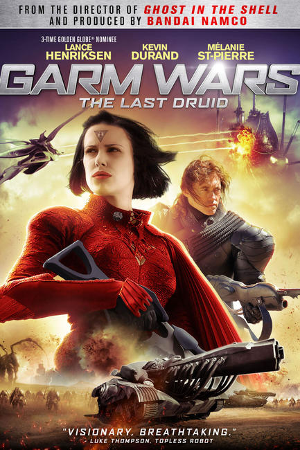 Garm Wars: The Last Druid Photos + Posters