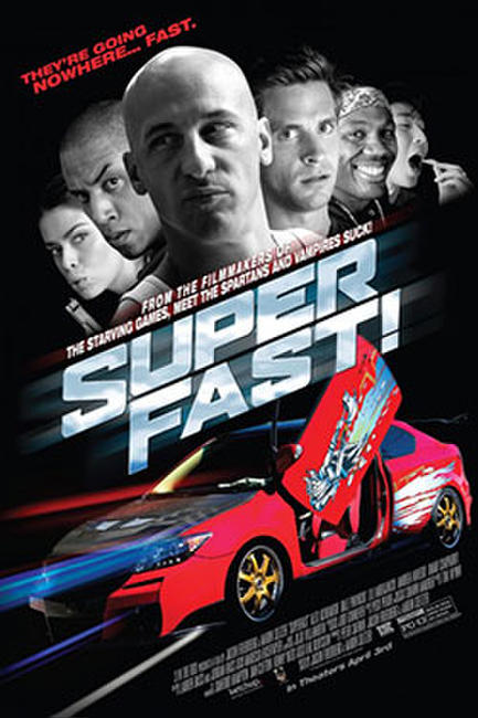 Superfast! Photos + Posters