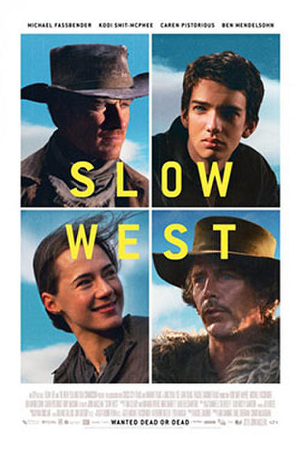 Slow West Photos + Posters