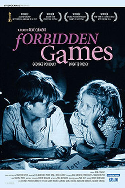 Forbidden Games (2015 Reissue) Photos + Posters