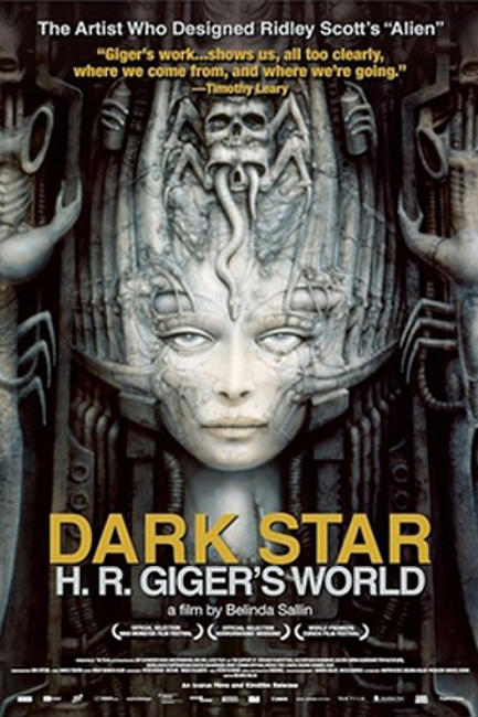 Dark Star: H.R. Giger's World Photos + Posters