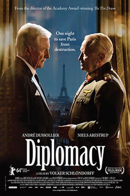 LIFF: Diplomacy Photos + Posters