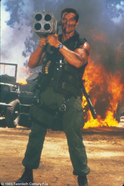 Commando Photos + Posters