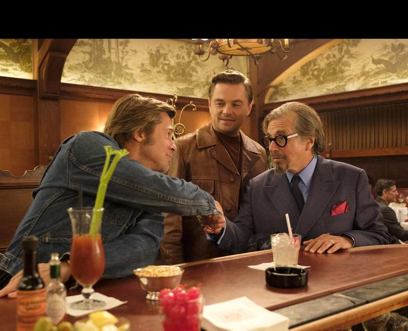Once Upon a Time in Hollywood Photos + Posters