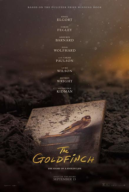 The Goldfinch Photos + Posters
