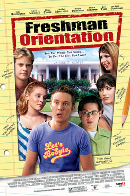 Freshman Orientation Photos + Posters