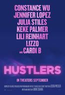 Hustlers poster