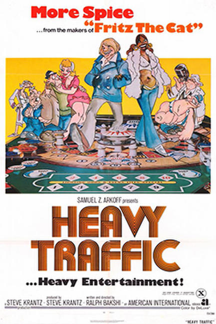 Heavy Traffic / American Pop Photos + Posters