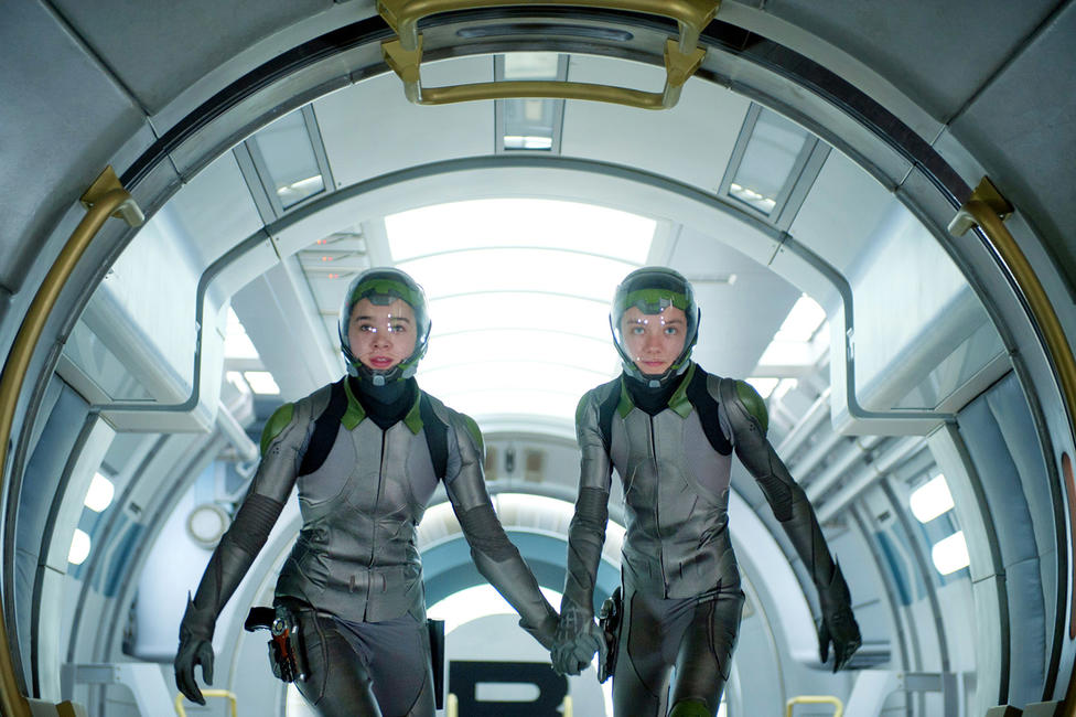 Ender's Game Photos + Posters