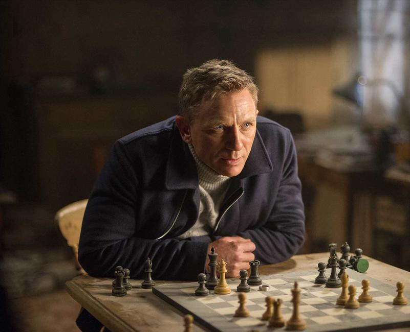 Spectre Photos + Posters