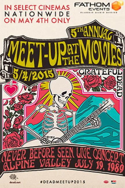 Grateful Dead Meet Up 2015 Photos + Posters