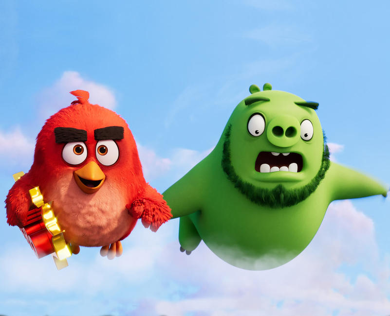 The Angry Birds Movie 2 Photos + Posters