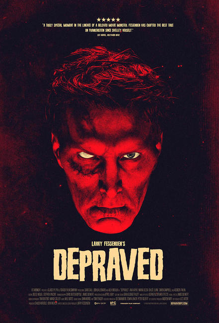 Depraved Photos + Posters