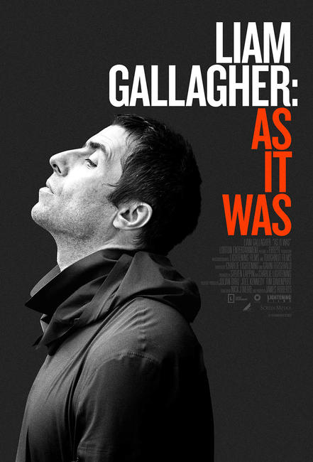 Liam Gallagher: As It Was Photos + Posters