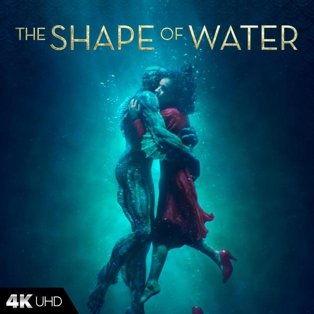 The Shape Of Water Netflix