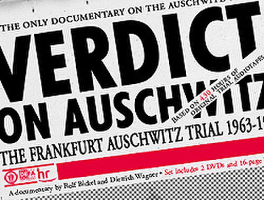 Verdict on Auschwitz: The Frankfurt Trial Photos + Posters