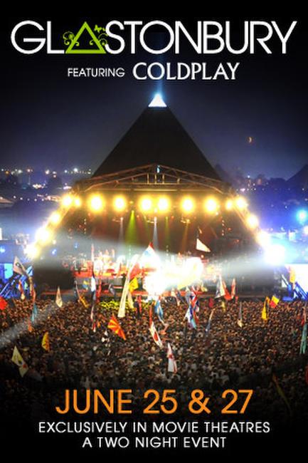 Coldplay: Glastonbury 2011 Photos + Posters