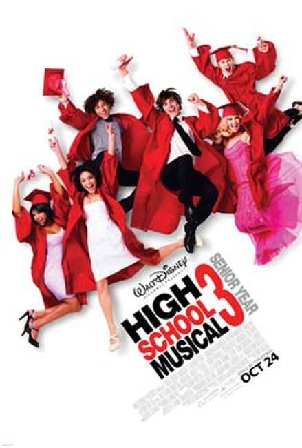 High School Musical 3: Senior Year Sing-Along Photos + Posters