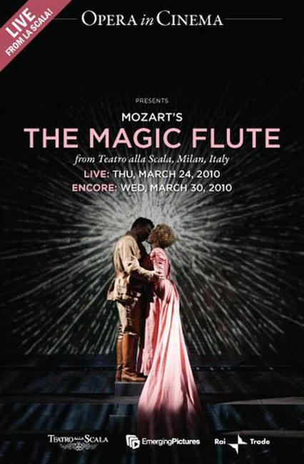 The Magic Flute (LIVE: La Scala) Photos + Posters
