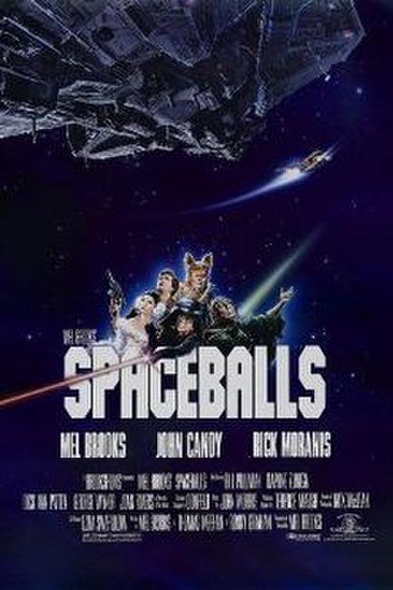 Spaceballs/Galaxy Quest Photos + Posters