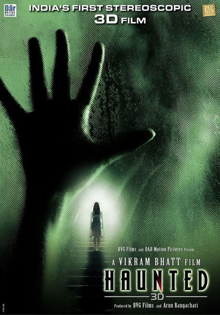 Haunted 3D Photos + Posters
