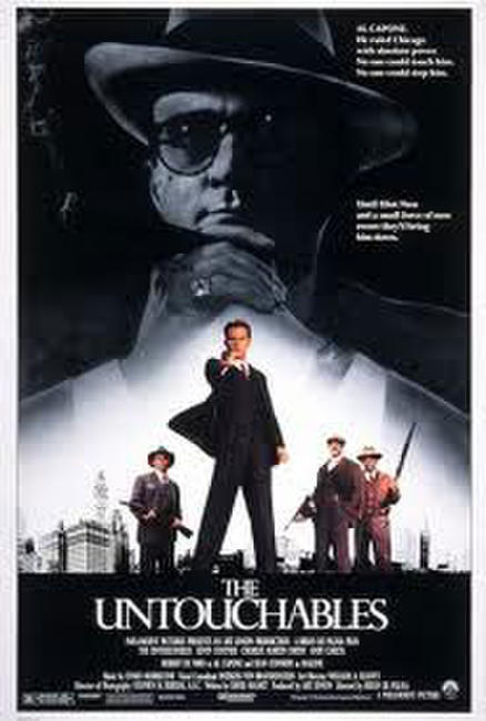 The Untouchables/Blue Thunder Photos + Posters