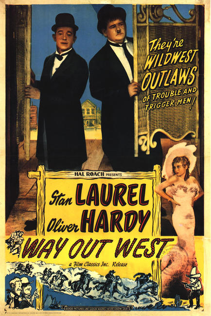 Laurel & Hardy Silents & Talk Photos + Posters