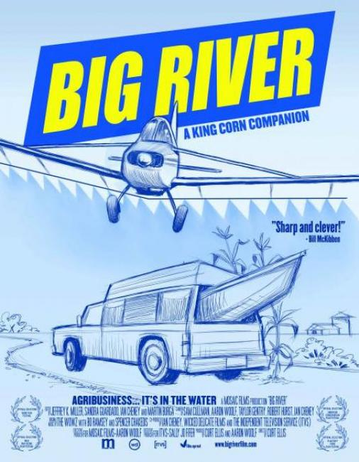 Big River/ The Greenhorns Photos + Posters