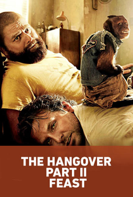 THE HANGOVER PART II FEAST Photos + Posters